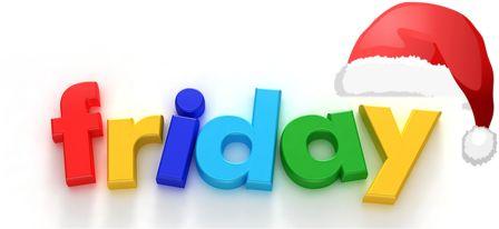 Friday-Santa Hat