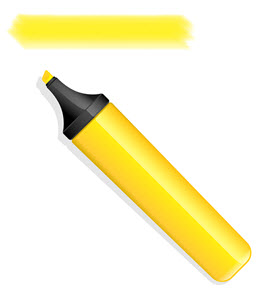yellow-highlighter